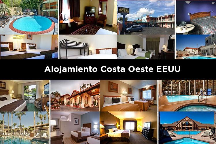Hoteles recomendados en la Costa Oeste de Estados Unidos
