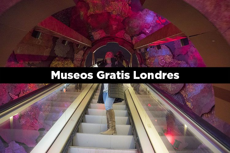 Museos gratis en Londres con mapa y video