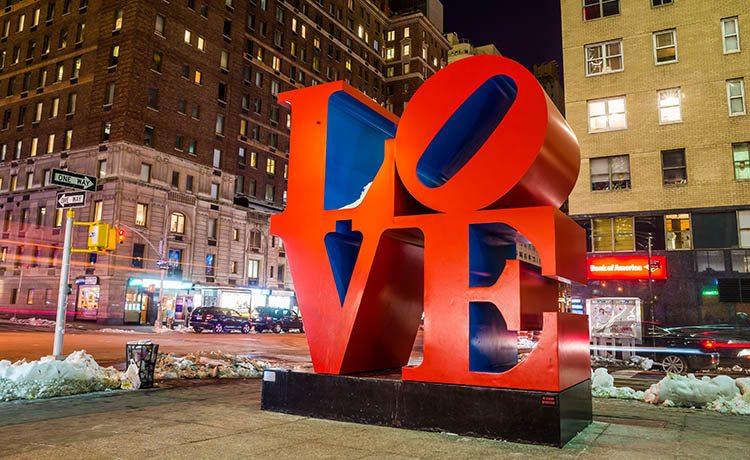 Restaurantes en Nueva York para San Valentín