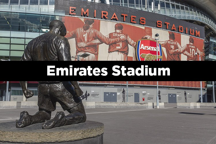 Estadio del Arsenal Emirates Stadium