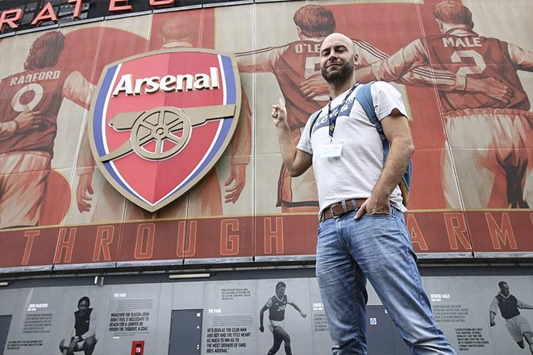 Estadio del Arsenal