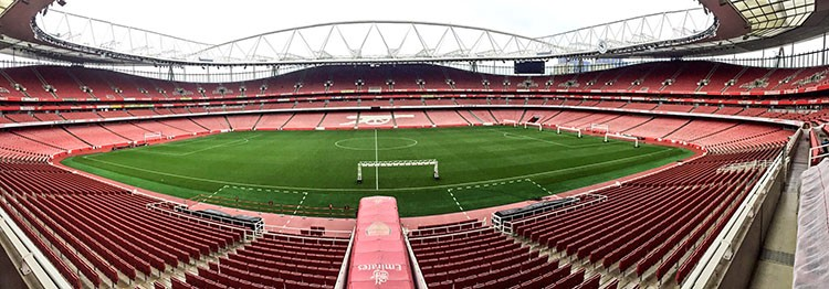 Estadio del Arsenal
