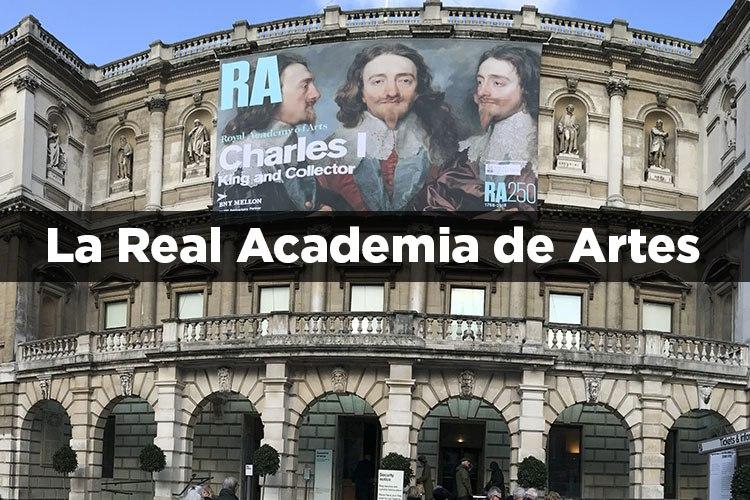 La Real Academia de Artes de Londres