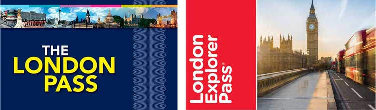 comparativa london pass y london explorer pass