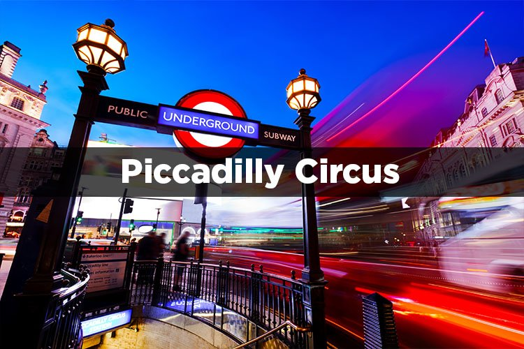 Piccadilly londres