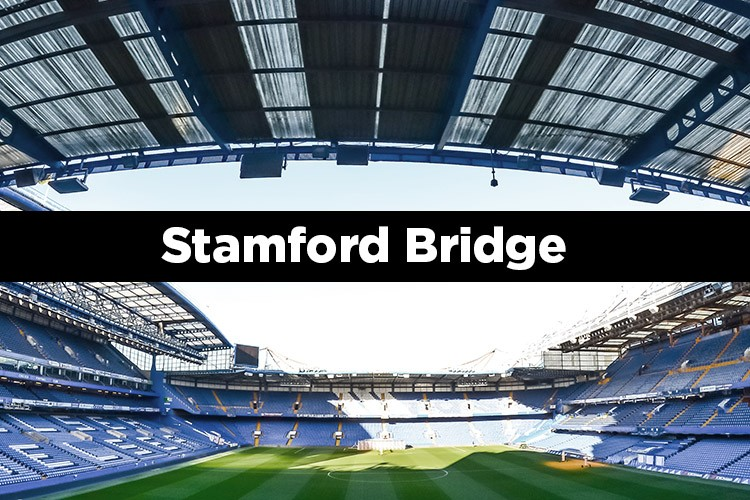 Estadio del Chelsea Stamford Bridge
