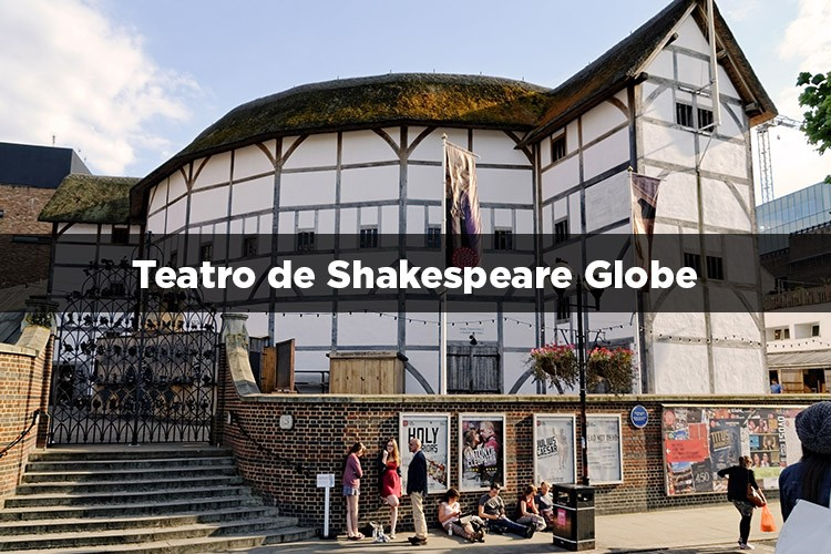 Teatro de Shakespeare Globe