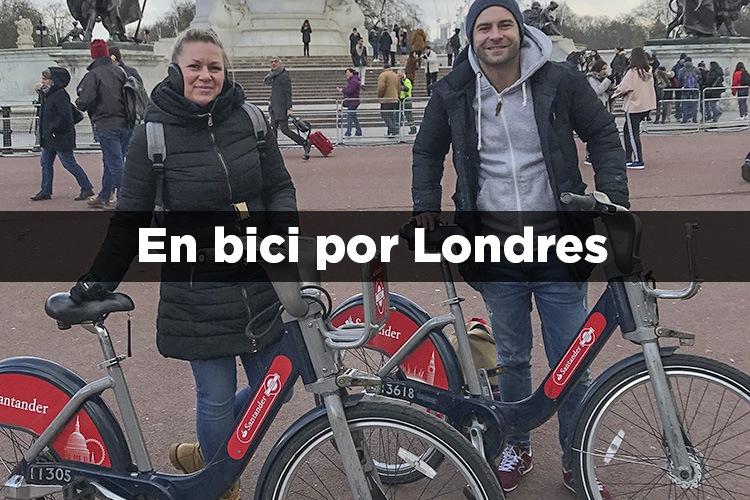 Londres en bici