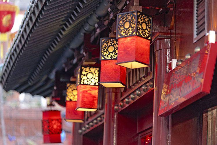 China Town en Londres