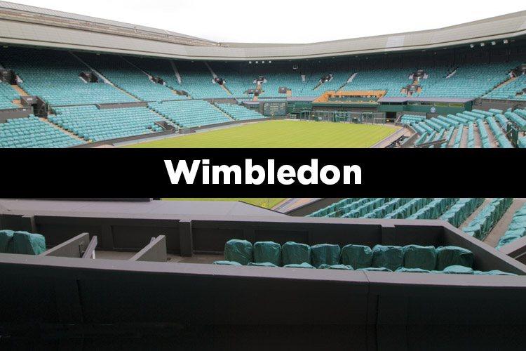 Instalaciones de Wimbledon