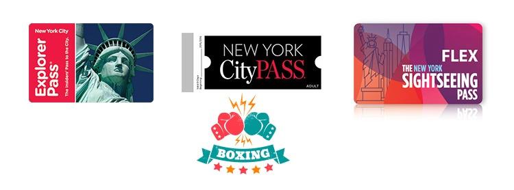 pases por dias Nueva York flex pass