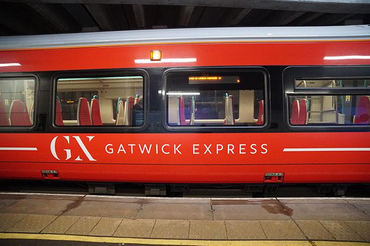 Gatwick express molaviajar