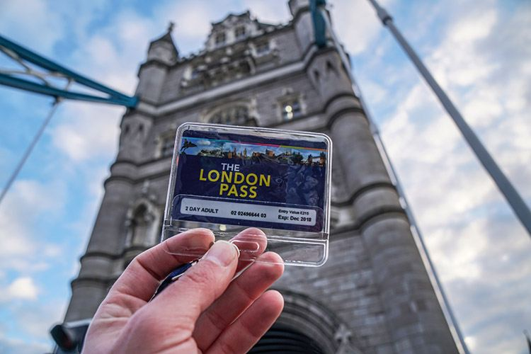 Tower Bridge london bridge london pass