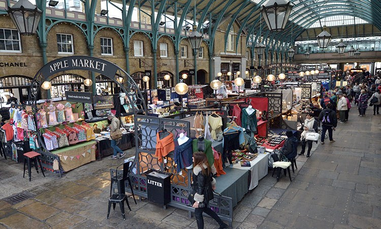 mercado Covent Garden