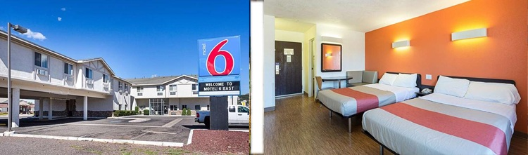 motel 6 williams east