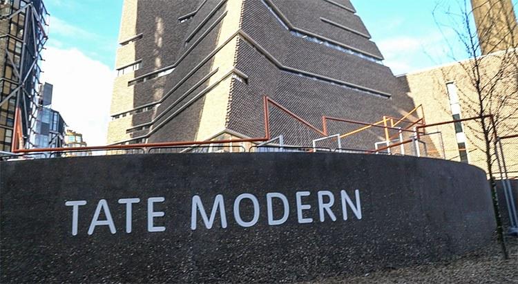 museo arte moderno londres