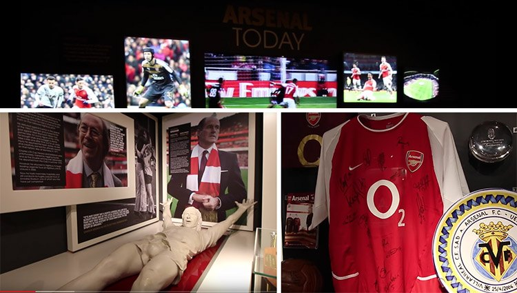 museo Estadio del Arsenal