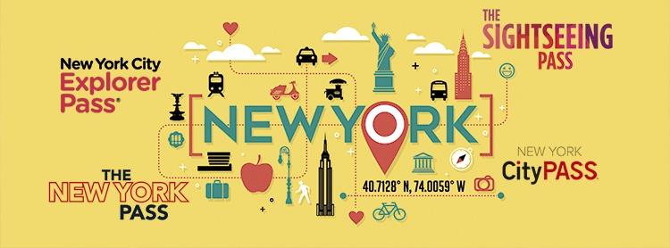 tarjetas de pases en Nueva York