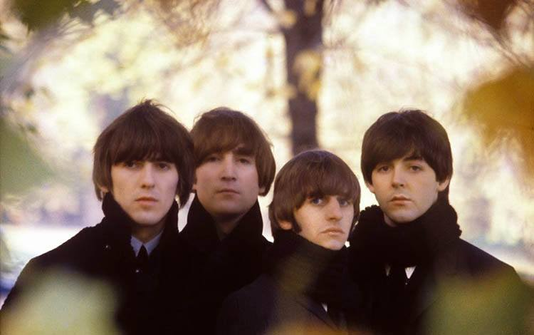the beatles parque londres