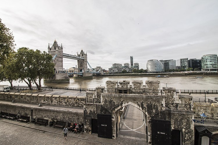 tower bridge desde tower of london
