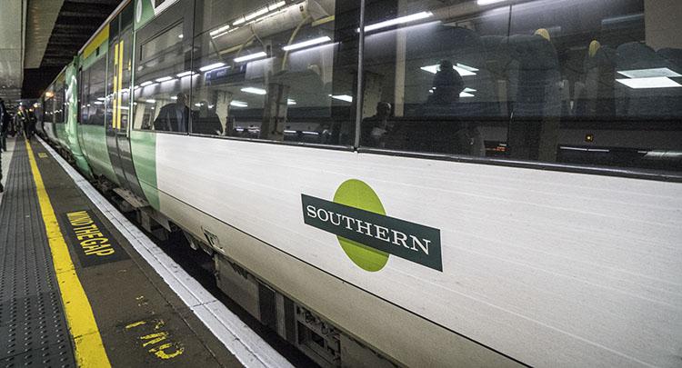 tren londres gatwick