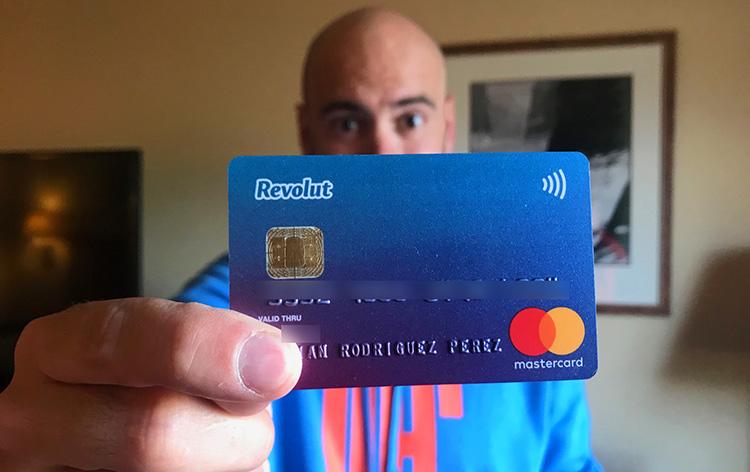Revolut: la tarjeta para viajeros