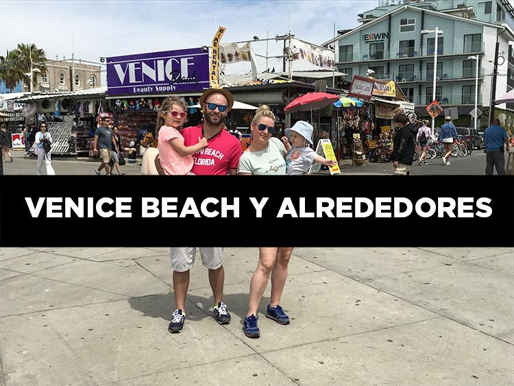 Qué ver en Venice Beach y alrededores