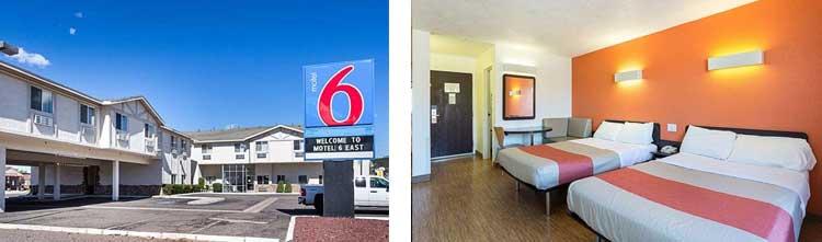 motel 6 gran cañon