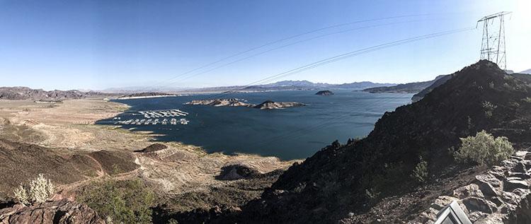Lago Mead molaviajar