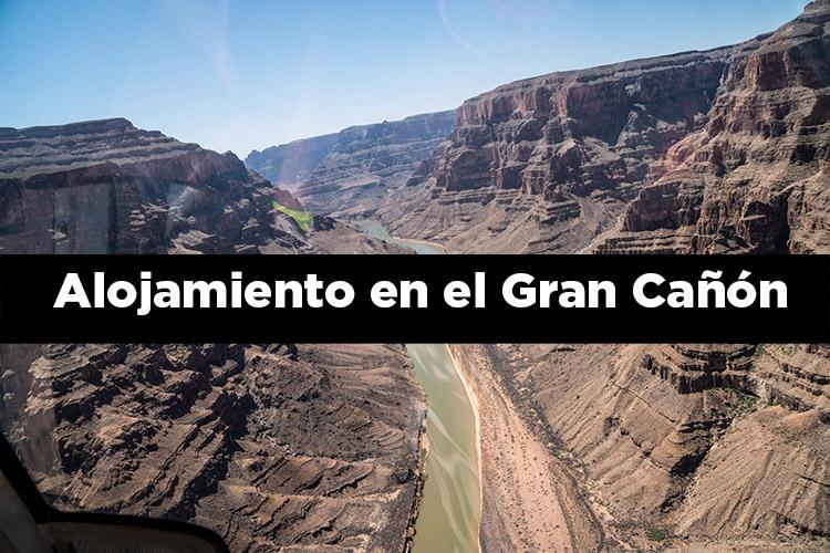 Alojamiento en el Gran Cañón
