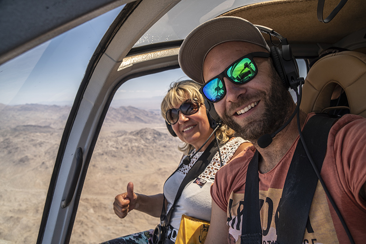 Gran Cañón en helicóptero desde Las Vegas