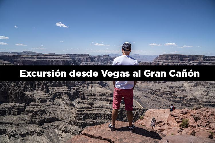Excursión desde Las Vegas al Gran Cañón