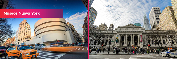 Museos Nueva York