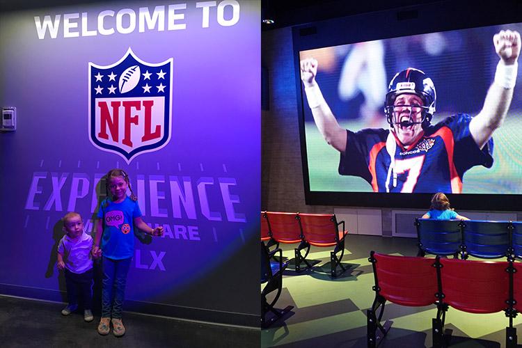 NFL Experience Times Square. La nueva atracción de NY
