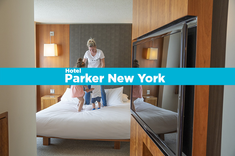 Parker New York. Un hotelazo en pleno centro de Manhattan