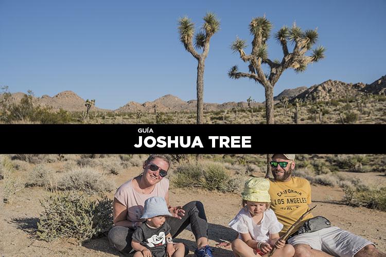 Joshua Tree. Los mejores consejos para tu visita al parque