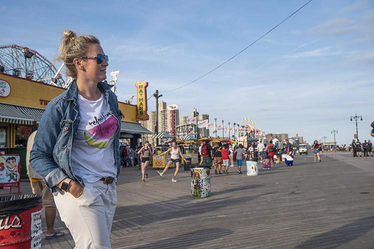 paseo playa coney island Coney Island. Cómo visitar la playa de Nueva York y el Luna Park