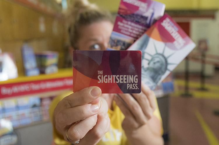 Sightseeing Pass. La nueva tarjeta de pases de Nueva York