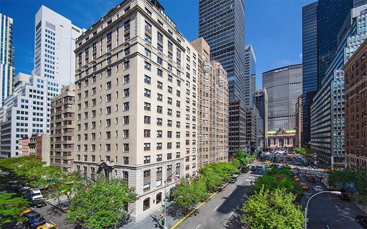 Hotel Ibersotar Park Avenue Nueva York molaviajar