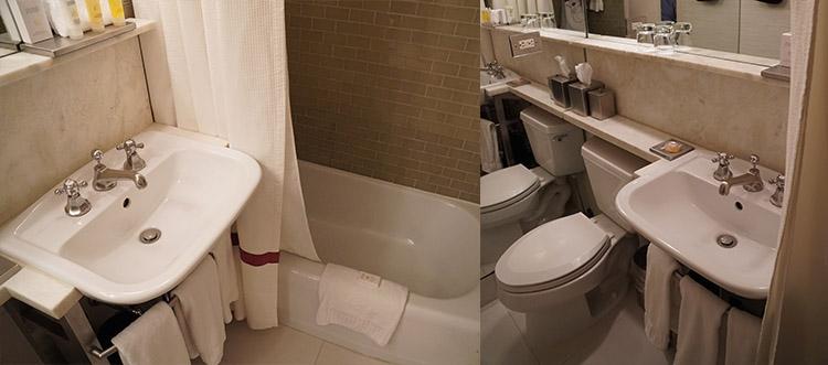 banho Hotel Ibersotar Park Avenue Nueva York