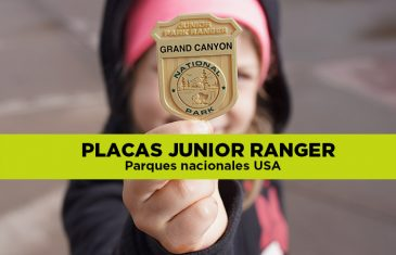 placas junio ranger parques nacionales usa