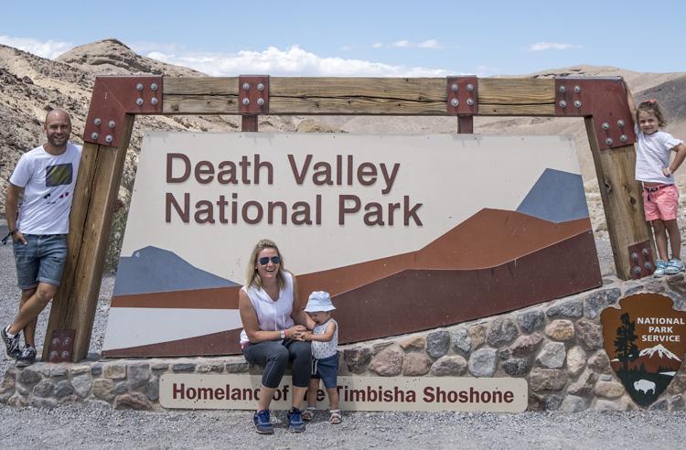 Death Valley: Consejos para visitar el valle de la muerte