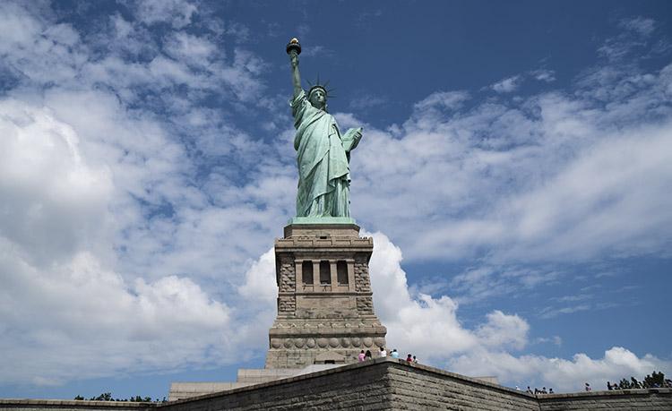 Estatua libertad molaviajar