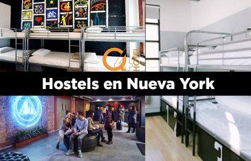 Los mejores hostels en Nueva York