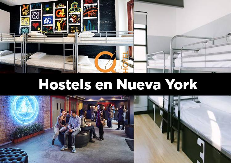 Hostels en Nueva York recomendados por Molaviajer@s