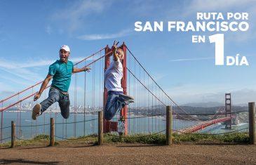 RUTA 1 DIA SAN FRANCISCO