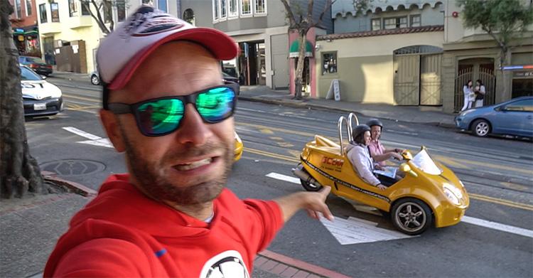 coches GoCar san francisco