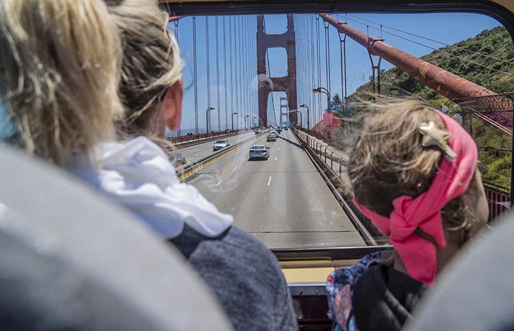 El peaje del puente Golden Gate