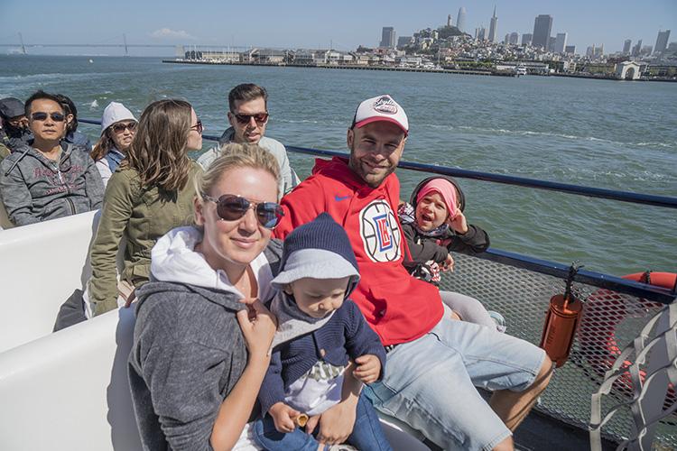familia crucero san francisco