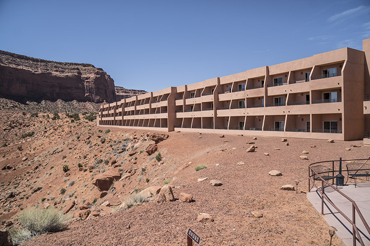 hotel the view monument valley molaviajar